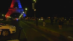 Paris' Eiffel Tower evacuated after reports of man praying under it